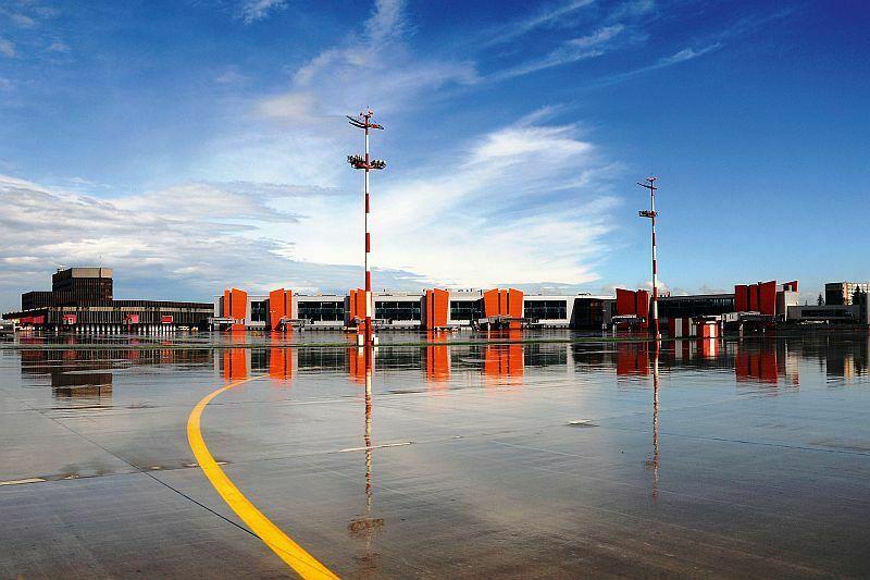 Port Lotniczy Szeremietiewo - Moskwa