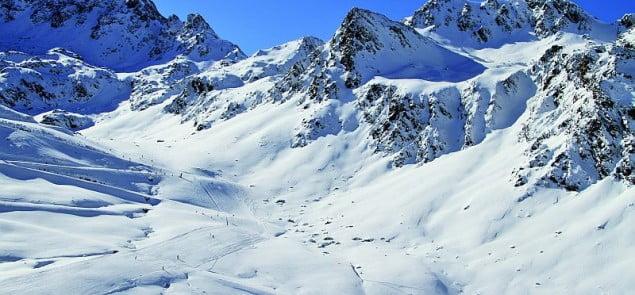 Trasy narciarskie w Andorze