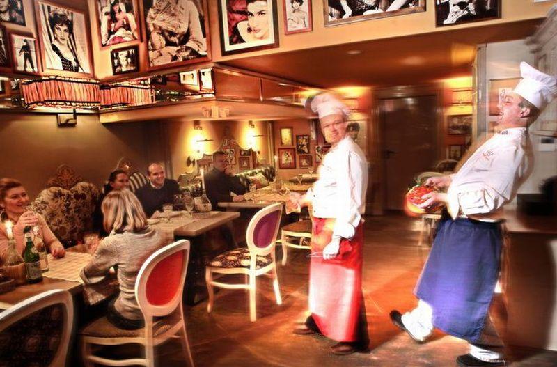 """Życie codzienne w restauracji """"Gar"""". Fot. Restauracja """"Gar"""""""""""