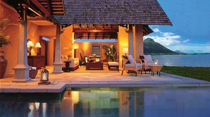 Hotel Maradiva. Mauritius