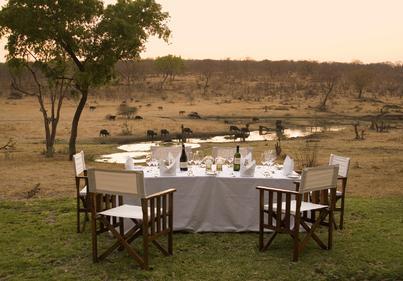 Hotel Stanley and Livingstone. Zimbabwe