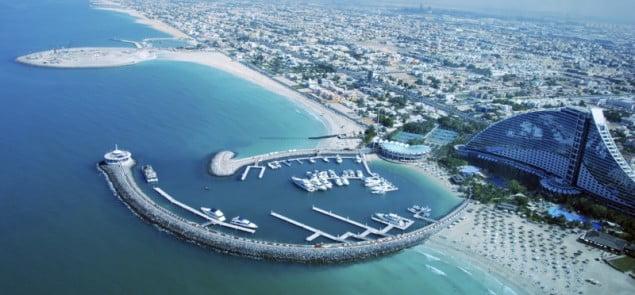 Dubaj Palm island Fot. iStock