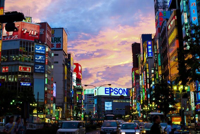 Japończycy znów mogą liczyć na turystów. Fot. joi/Wikimedia