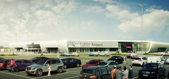 Lotnisko Lublin terminal