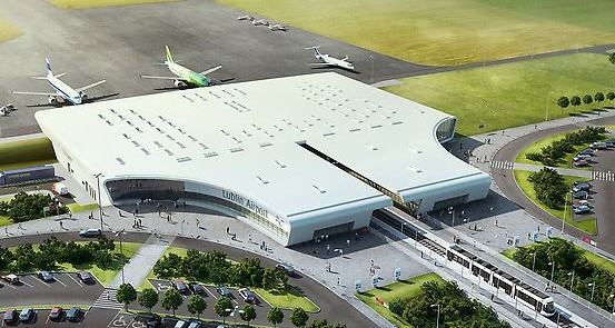 Wizualizacja lubelskiego terminala wygląda imponująco.