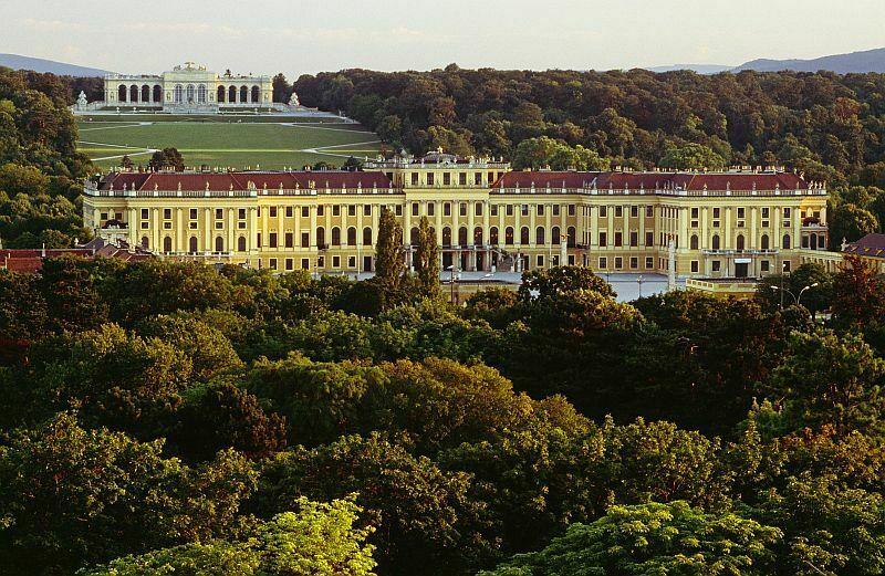 Pałac Schönbrunn Fot.WienTourismusMAXUM