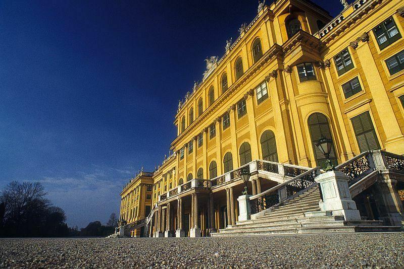 Pałac Schönbrunn. Fot.WienTourismusMAXUM