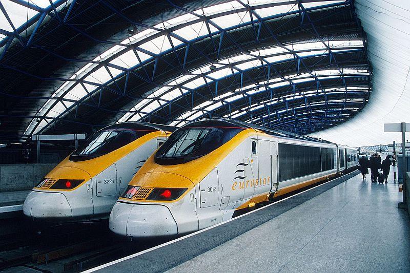 Eurostar fot.Herbert Ortner wikimedia commons