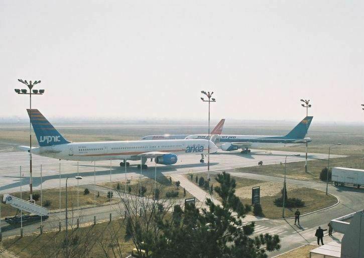 Lotnisko w Rzeszowie. Fot. rzeszowairport.pl