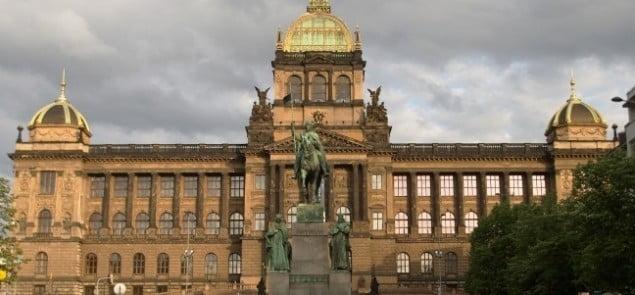 Praga - Muzeum Narodowe
