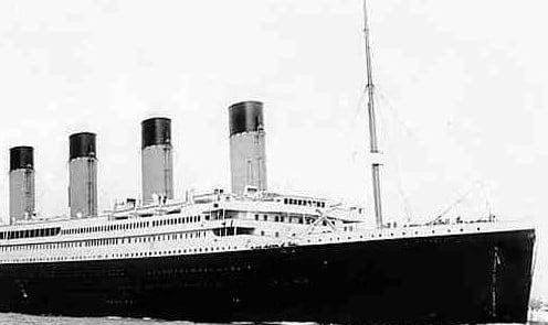 titanic wiki
