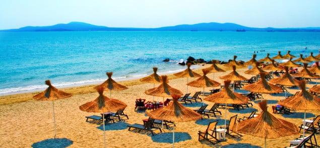 Plaże w Bułgarii cieszą się coraz większym wzięciem wśród Polaków. Fot. Fotolia.com