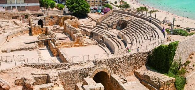 Amfiteatr Terraco. Fot. dreamstime