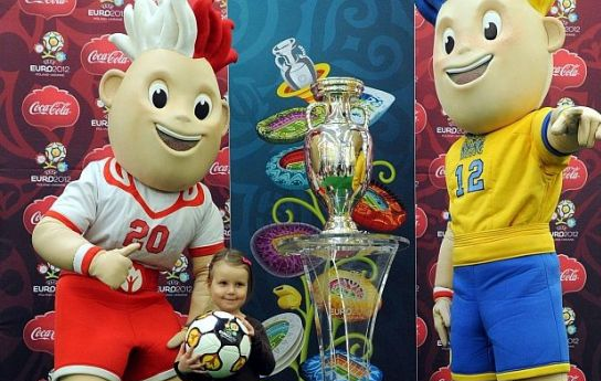 euro 2012 maskotki