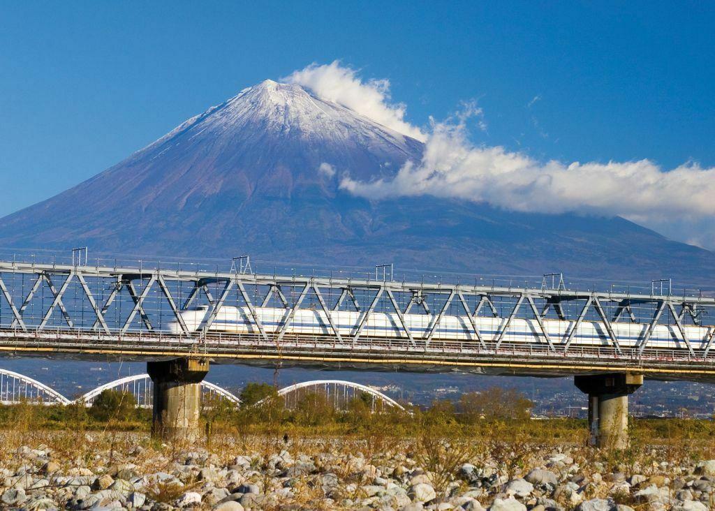 bigstock-Shinkansen-1623806