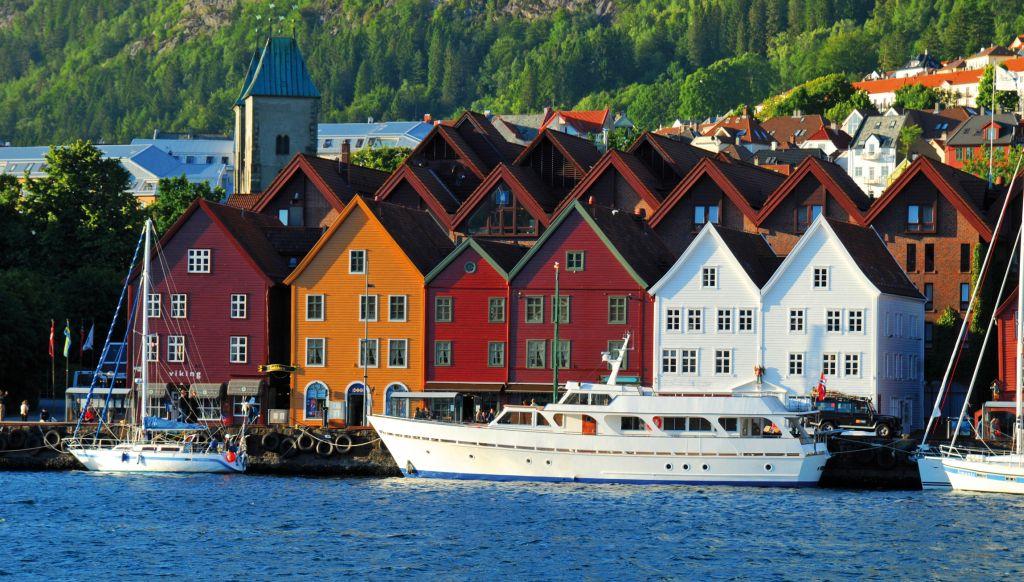 Bergen Fot. dreamstime