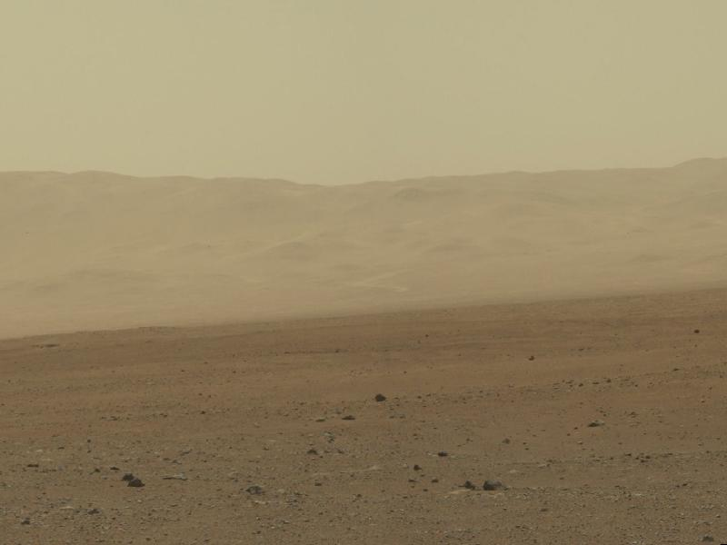 Panorama Marsa. Fot. nasa.gov