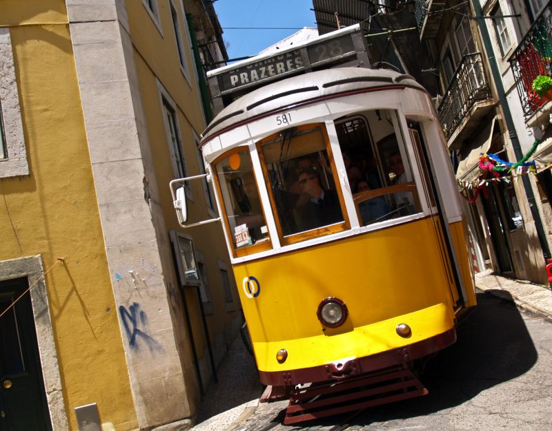 Lizbona. Fot. Mariusz Chudy
