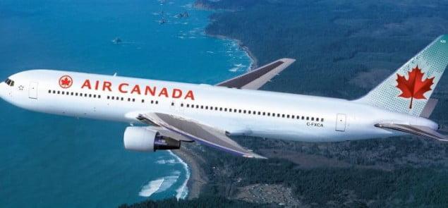 Fot. Air Canada