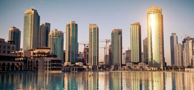 Dubaj Fot. Beboy - Fotolia