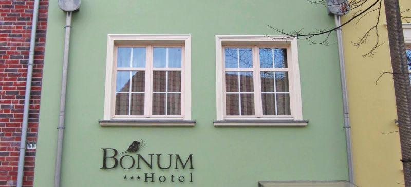 Hotel Bonum w Gdańsku