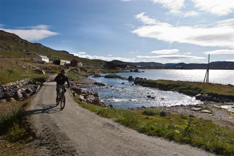 5.Rallarvegen – najwspanialszy górski szlak dla wędrowców-rowerzystów Fot. rallarvegen.com