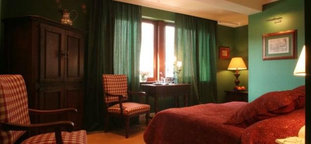 Hotel Grodek fot.P.Markowski