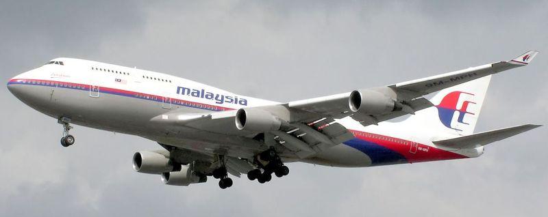 Malasya Airlines Fot. Arpingstone Wikimedia Commons