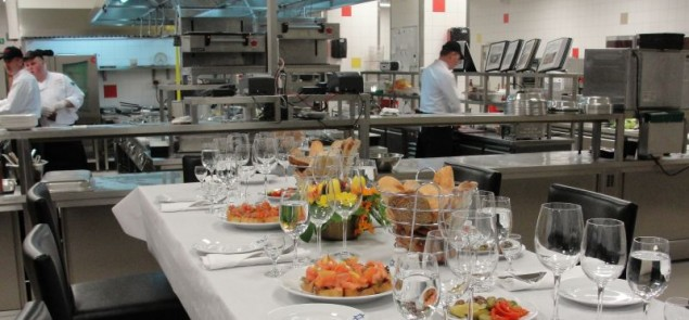 Marriot Warszawa Chef S Table W Restauracji Parmizziano S
