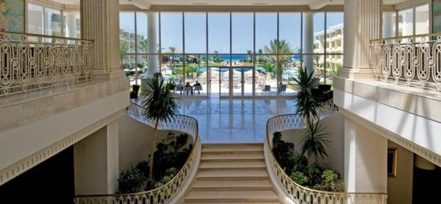 Hotel Thalassa Monastir juillet 2008
