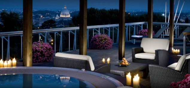 The Waldorf Astoria Collection Rome Cavalieri