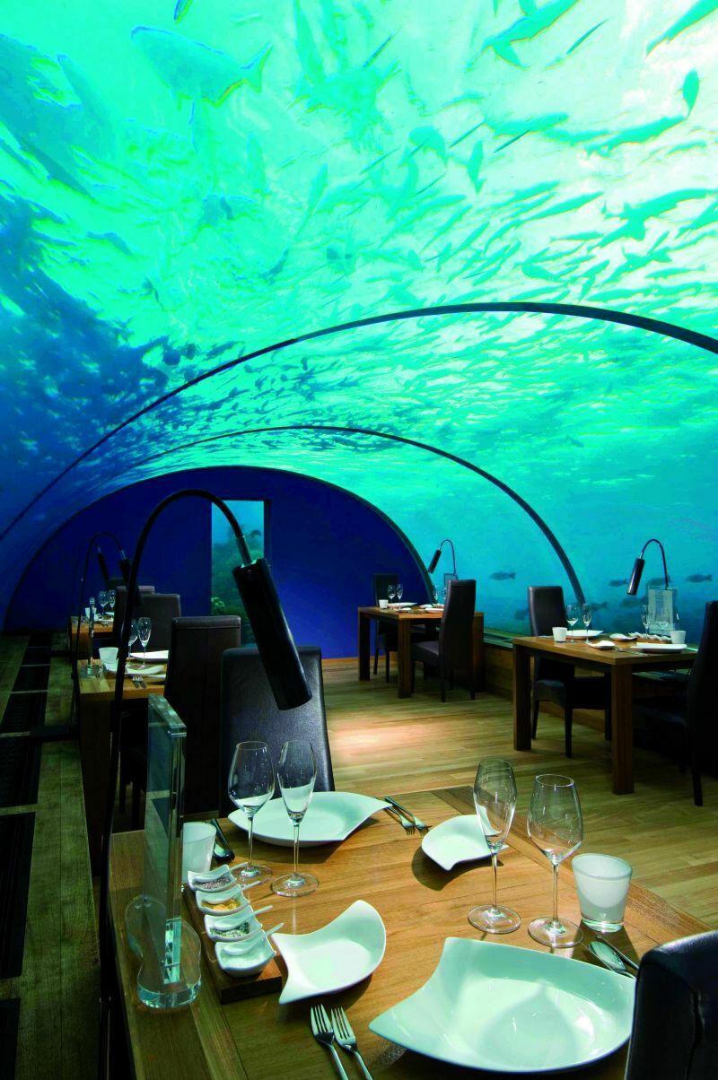 Hotel Conrad Maledives