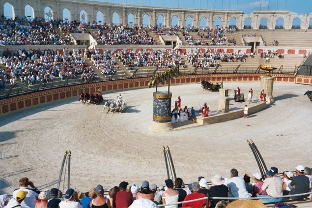 Puy du Fou Arena - Wikipedia