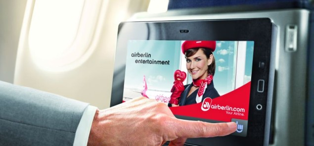 Air Berlin - business class