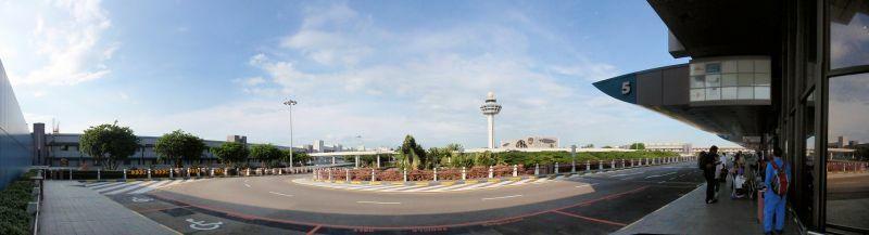 Changi Airport Terminal 1 Gate 5 - wikipedia