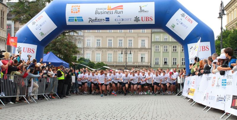 Kraków Business Run
