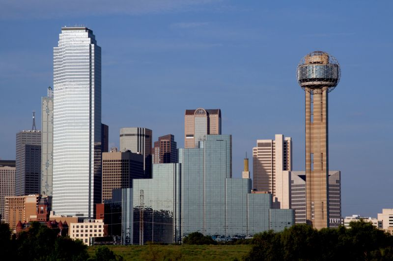 Panorama Dallas. Fot. Fotolia.pl