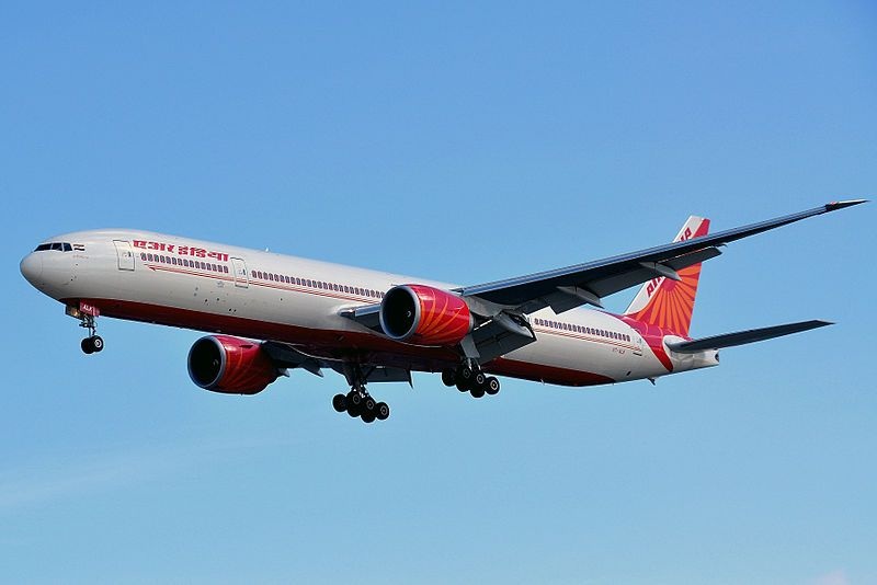 Air India - 800px-Boeing_777-337ER - Wikipedia