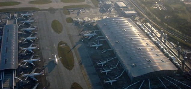 Heathrow lotnisko terminal 5