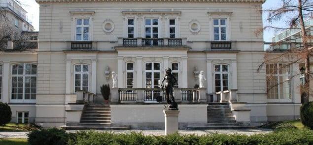 Pałac Sobańskich - Wikipedia