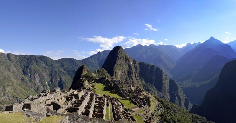 Machu Pichu. Fot. Fotolia.com