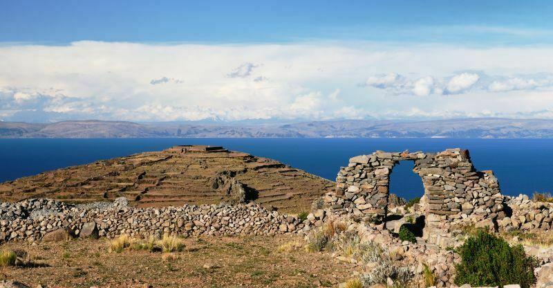 Jezioro Titicaca w Peru. Fot. Fotolia.com
