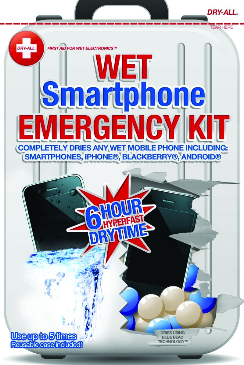 wet emergency kit