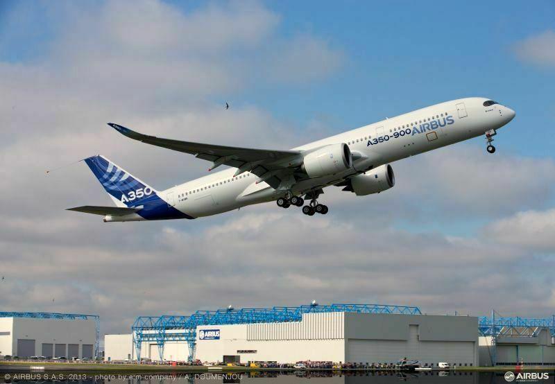 Airbus A350 1