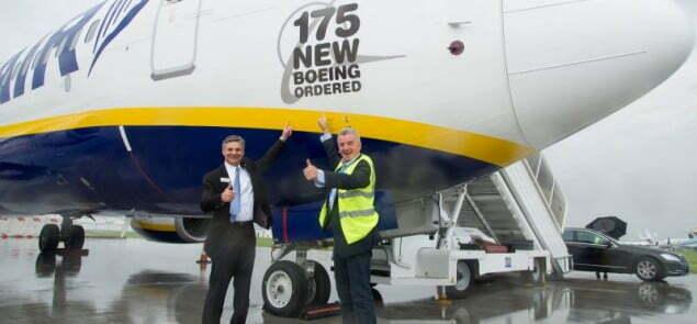 Boeing Ryanair 1