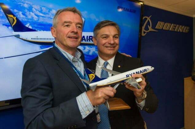 Boeing Ryanair 2