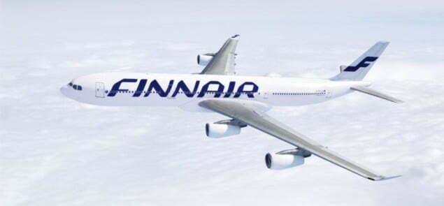 FIN Airbus A340 New 3D RGB
