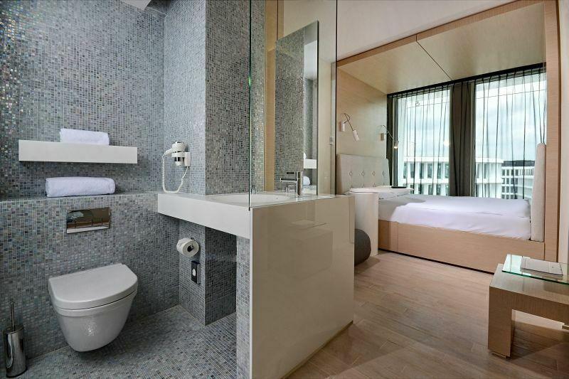 Pokój jednoosobowy w hotelu Sound Garden