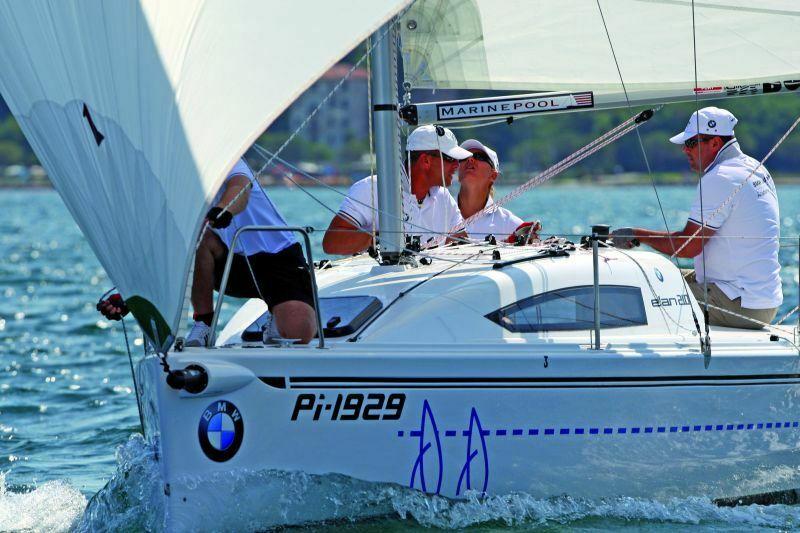 BMW Sail Racing AcademyPortoroz 23-06-2012Ph. Andrea Carloni/ISM Associati