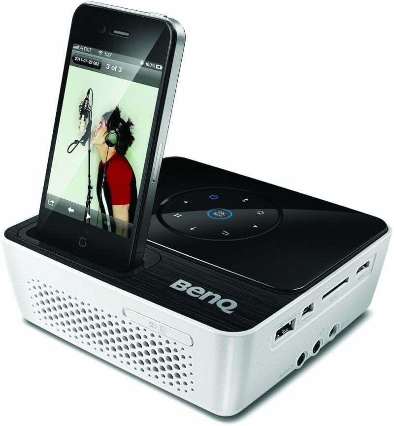 BenQ Joybee GP2 projector